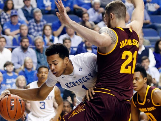What S Wrong With Kentucky: No. 4 Kentucky Working To Get Labissiere Out Of Recent Slump