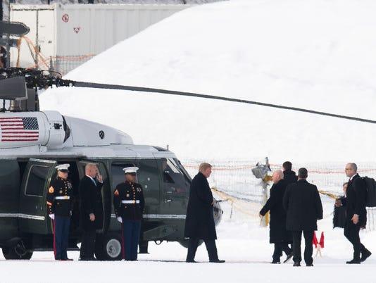 AP SWITZERLAND DAVOS FORUM I CHE