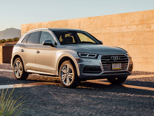Review Audi Suv Fights A Battle Of Inches