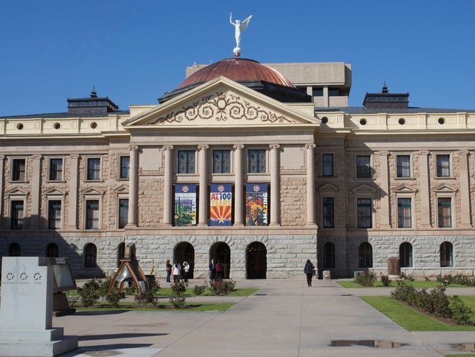 The legislative session begins Monday, Jan. 12, 2015.