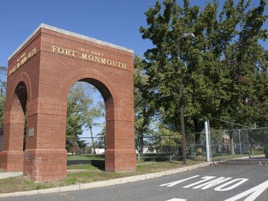 Fort Monmouth gate