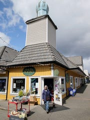Liberty Bay Books on Front Street in Poulsbo.