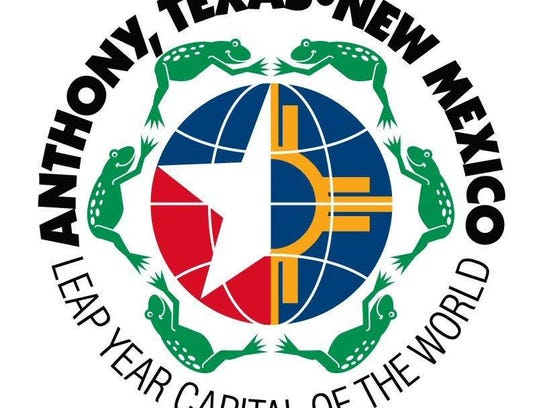 Leap Year logo celebrates the  little town of Anthony's