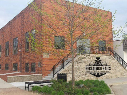 Reclaimed Rails Brewing Co. in Bondurant