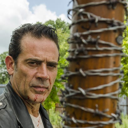 Indy 500 casts 'Walking Dead' villain for pace car