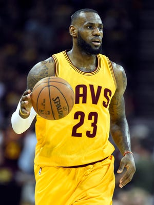 Cleveland Cavaliers forward LeBron James says the team has no time to waste.