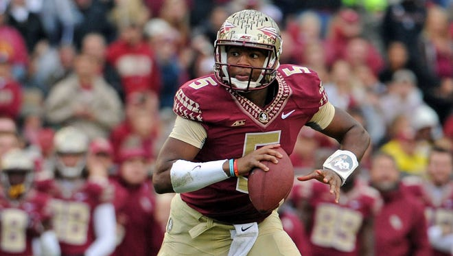 Jameis Winston's Florida State team are right on the heels of Alabama and Oregon in the newest Playoff Projection.