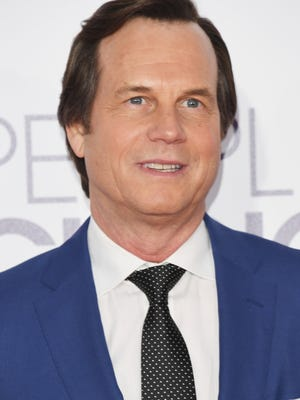 """Feb. 25, 2017: Bill Paxton, a journeyman actor who appeared in such films as """"Twister,"""" """"Titanic,"""" """"Apollo 13"""" and """"Aliens,"""" has died following complications from surgery. Born in 1955, the Texas-born actor was a favorite of James Cameron, appearing in the director's """"Aliens"""" and """"True Lies"""" in addition to playing the salvage-team captain in """"Titanic."""" He earned three Golden Globe nominations playing a bigamist in the HBO series """"Big Love."""" He also nabbed a 2012 Emmy nomination for his work on the miniseries """"Hatfields & McCoys."""" Paxton was 61."""