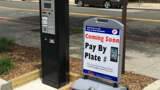 Newly installed machines in New Rochelle will allow patrons to pay for parking and their parking violations using cash or credit card.