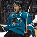 If Joe Pavelski continues to pile up goals, he'll take the Conn Smythe.