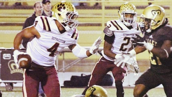 Dallas (4) is expected to start at cornerback at ULM
