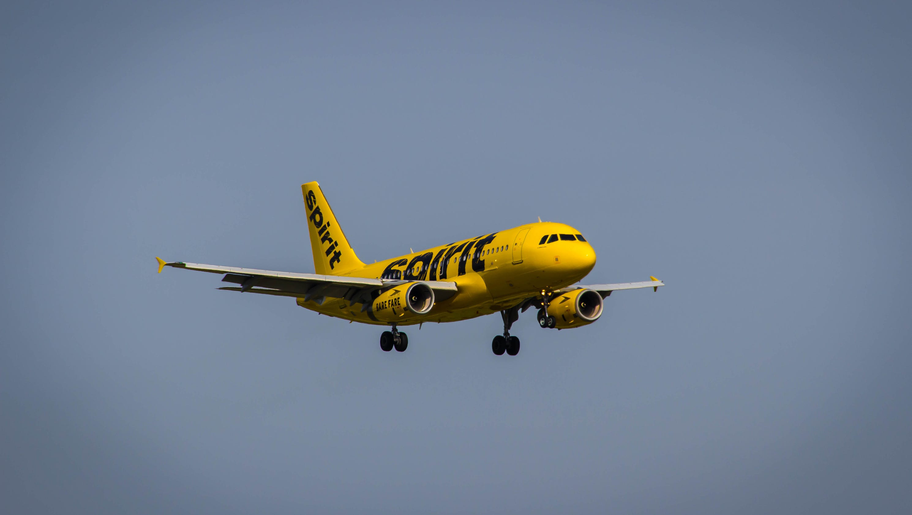 Growing spirit now up to 10 routes from baltimore 12 from for Book a flight with spirit airlines