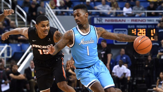 Nevada's Marcus Marshall has played at Bradley twice before as a member of Missouri State.