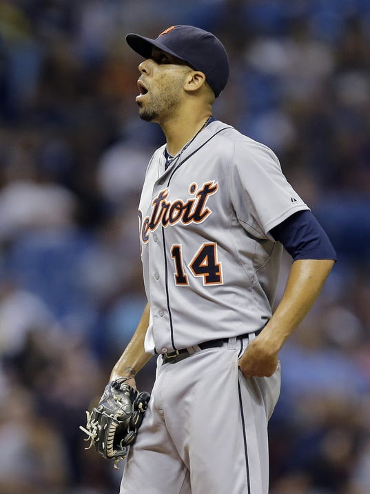 Price struggles in Tigers' 10-2 loss to Rays