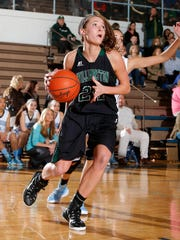 Sarah Schultz averaged 12.5 points, 5.6 rebounds and 3.1 steals while leading Williamston to a 19-1 regular season mark and the outright CAAC White title.