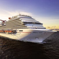 Biggest Carnival ship ever to call Texas home