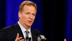 NFL commissioner Roger Goodell is learning this is