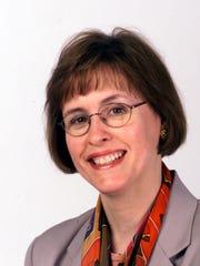 Diane Graham, former Register managing editor