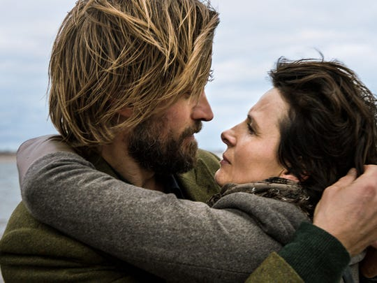 "Nikolaj Coster-Waldau and Juliette Binoche star as a married couple coping with the wife's harrowing profession in the film ""1,000 Times Good Night."""