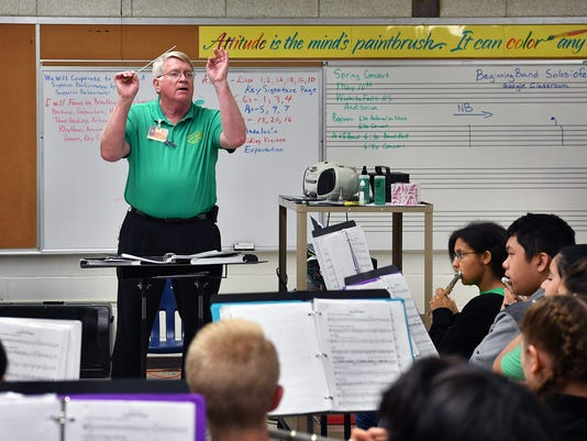 Barwise Band Director Retires 1