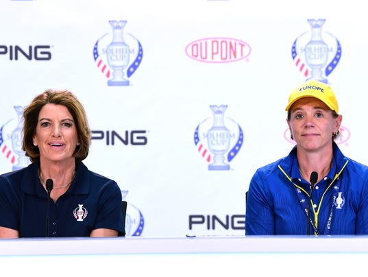 The Solheim Cup - Preview Day 4