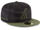 Diamondbacks Memorial Day cap.