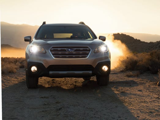 <p>Through the years, Subaru of Indiana Automotive in Lafayette has built the Subaru Legacy, Outback, Baja and Tribeca as well as the Isuzu pickup, Rodeo, Amigo, Axiom and Honda Passport. It currently builds the 2015 Legacy and Outback (pictured) and Toyota Camry.<br /></p>
