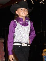 Kendahl Bingham, 7, is your 2016 Southwestern New Mexico