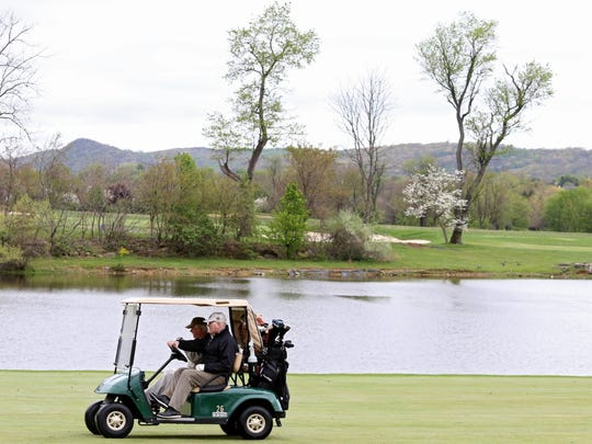 Golf for charity on Monday, Oct. 8 at NewBridge's 23rd Annual Golf Outing.
