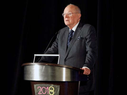 SCOTUS Justice Anthony Kennedy's retirement leaves void in ...