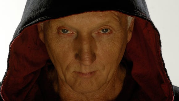 Tobin Bell plays the diabolical serial killer Jigsaw