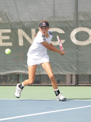 Nicole Cee had to quit playing tennis by the time she