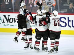 Coyotes return home hoping to get season straightened out