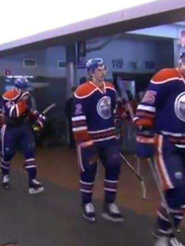 Oilers get booed