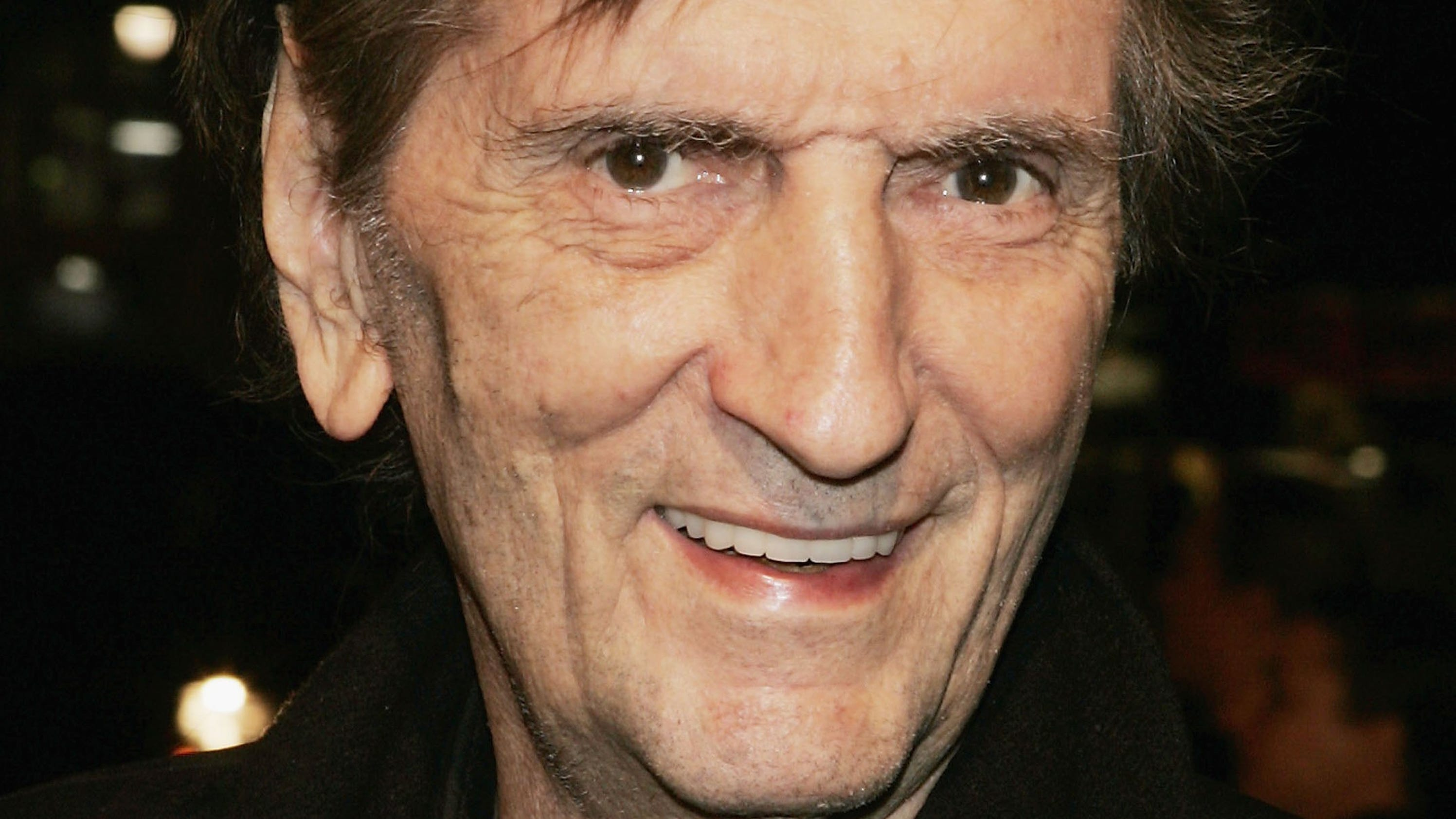 Harry Dean Stanton died Friday, Sept. 15, a great character actor.