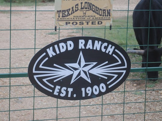 Randall and Resa Reedy own the Kidd Ranch, which has been a part of her family for more than a century.