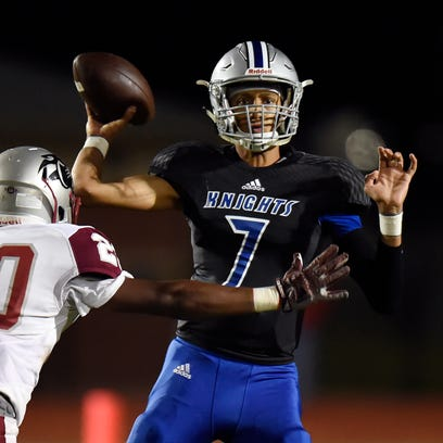 Nashville area high school football top performers for Week 10