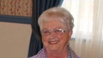 Pat Moore of Millville, club historian for the Millville Woman's Club, recently initiated the club's Oral History Project.