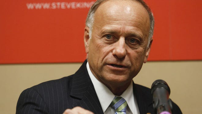 U.S. Rep. Steve King