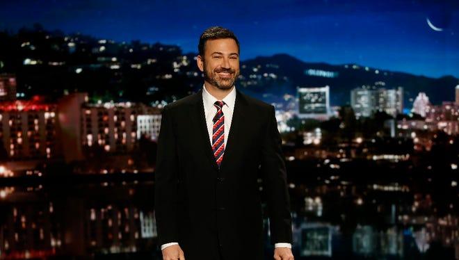 Listen, kid, Jimmy Kimmel does not find your promposal cute.