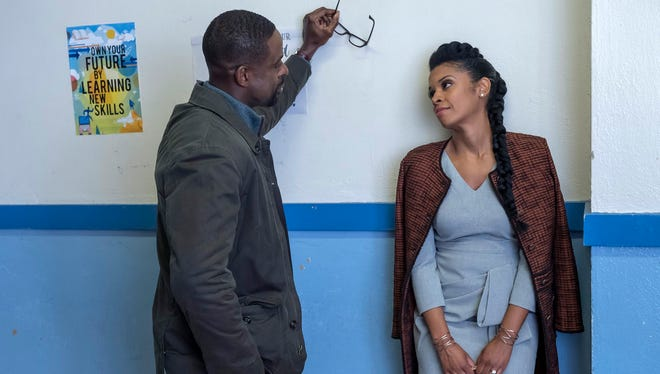 Randall (Sterling K. Brown) and Beth (Susan Kelechi Watson) face a difficult decision on 'This Is Us.'