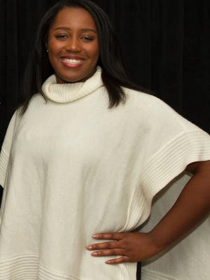 Former Senate President Erin Lusaka is running for Student Body President as an Independent.