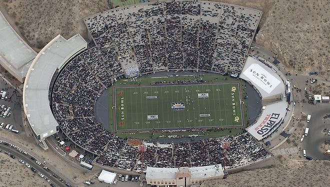 Dec. 31, 2012: 79th Annual Hyundai Sun Bowl