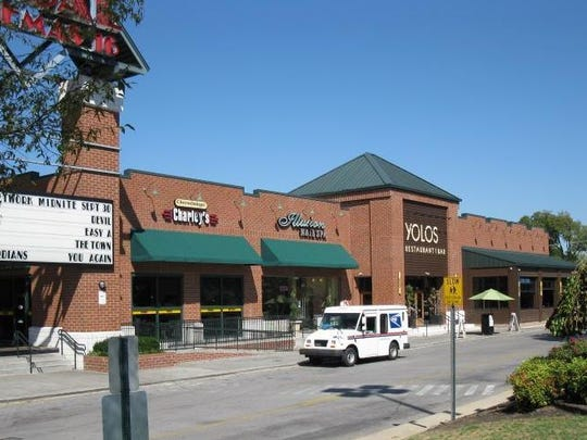 The Regal Green Hills Stadium 16 theater is the first