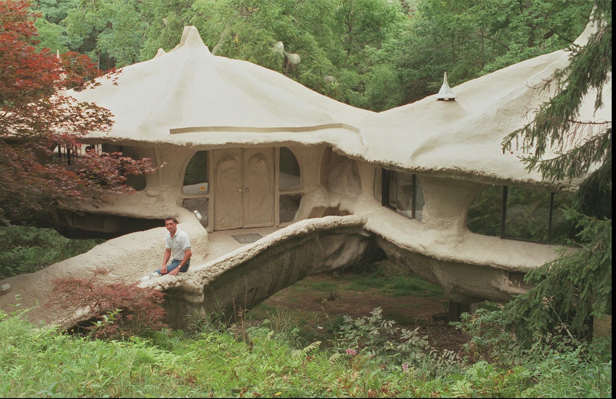 & Mushroom House asking price reduced