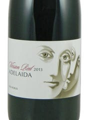 Version Red is a blend offered by Adelaida. It is typically made with syrah, mourvedre and grenache.