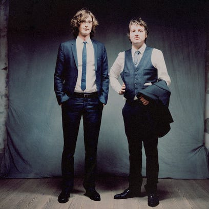 The Milk Carton Kids were booked to play Mile of Music in 2014 but were forced to cancel due to a vocal strain. They're making up for it with an Aug. 7 performance at Mile 3.
