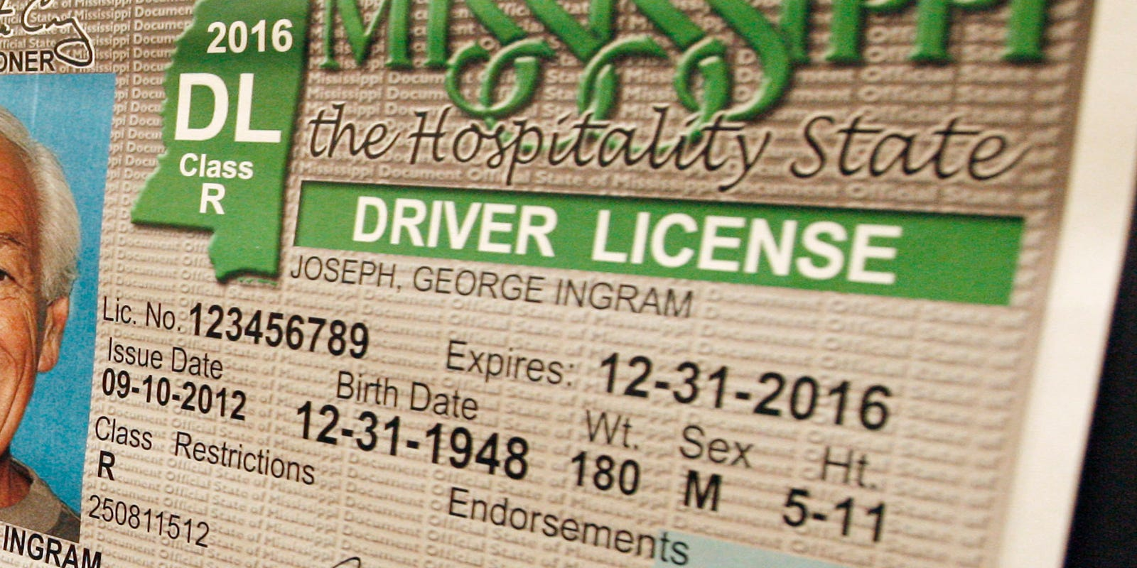 Here are 6 places you won't have to wait in line for your Mississippi drivers license