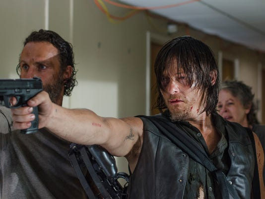 Walking Dead Lincoln Reedus McBride