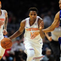 What Knicks guard Frank Ntilikina needs in search for success